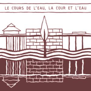 Logo La Cour et l'eau